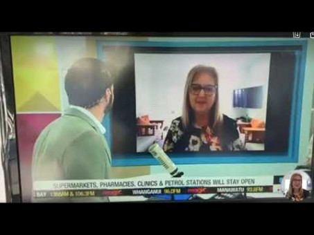 The AM SHOW - Cathy Mellett  - The Hidden Pandemic - Surviving Social media