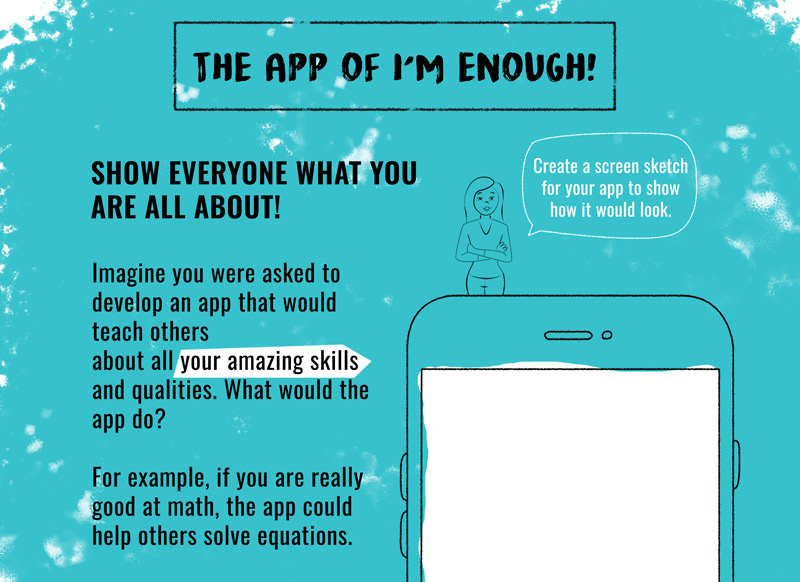 app of i'm enough