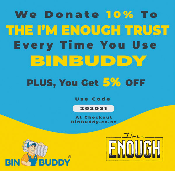 Binbuddy Imenough